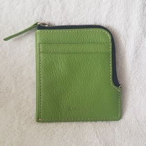 Calvin Klein Credit Card & Change Holder